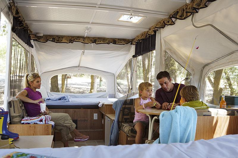 Pop Up Tent Camper Pictures
