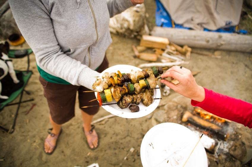 Healthy Camping Food Suggestions