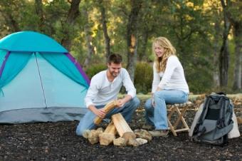 Campfire Fire Starter