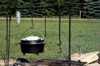 Enjoy outdoor recipes.