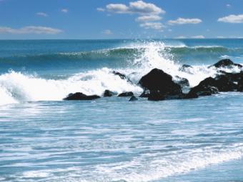 Image of the New Jersey coastline