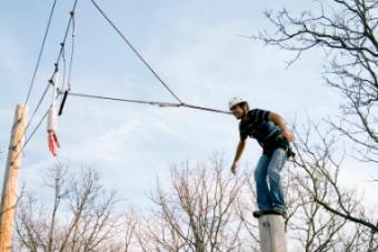 Finding a Ropes Course for Kids and Adults
