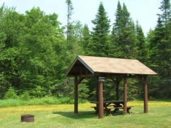 One camping option is Acadia National Park