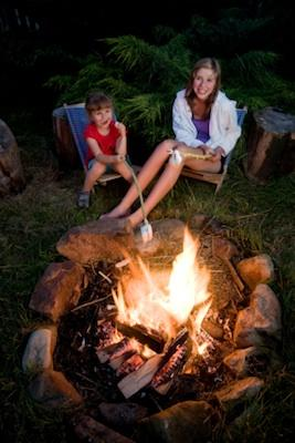 Simple Campfire Cooking