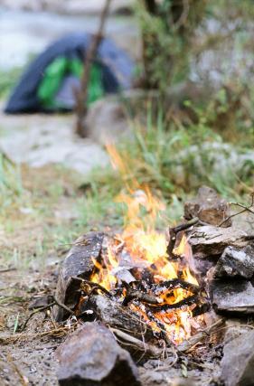 Serene Indiana campsites