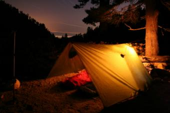Fire Retardant Camp Tarp: Types and Their Advantages