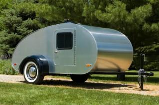 Behind Teardrop Camping Trailers: What You Need to Know