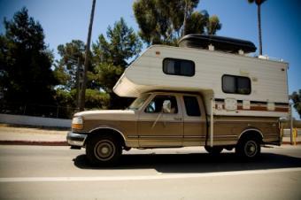 Truck Camper Top