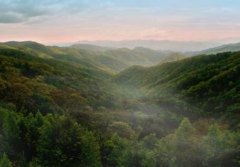 North Georgia Appalachian Mountains