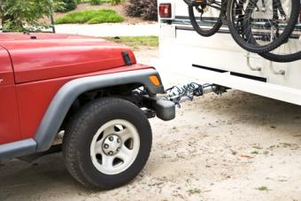 A Guide to Determining if Your Car Can Be Flat Towed Behind a Motor Home