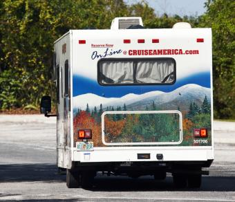 Cruise America RV Rental