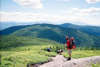 New Hampshire Backpacking