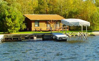 Northern Lights Resort Cabin
