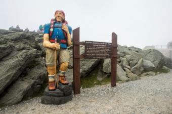 Mount Washington Summit