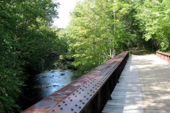 Rockingham Recreational Trail, NH
