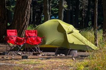 Avalanche Campground, Glacier National Park