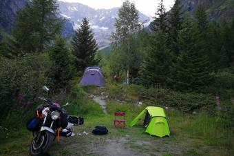 7 Motorcycle Camping Tents You Should Consider