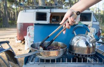 How to Repaint a Coleman Camp Stove