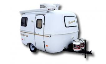 Small travel trailers with wet baths are very desirable