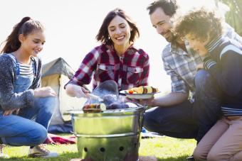 Camping Food Ideas and Recipes