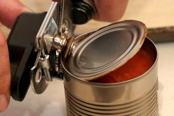 Can opener and lid