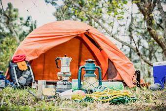 Survival kit for camping