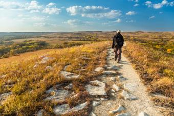 Wichita Mountains Wildlife Refuge: Choosing a Hiking Trail