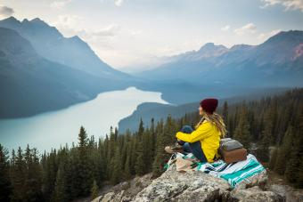 Backpacking in Banff National Park: Trails and How to Prep