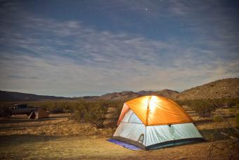 10 Campgrounds Solid for Tent Camping in Southern California