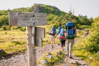 Appalachian Trail Hiking Groups