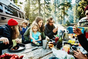 12 Foods to Bring Camping and Keep Everyone's Stomach Happy