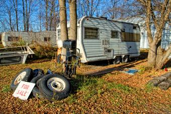 Camper Salvage Yards: Where to Find Them and What to Expect
