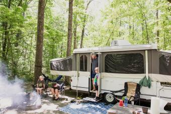 Pop Up Camper Repair
