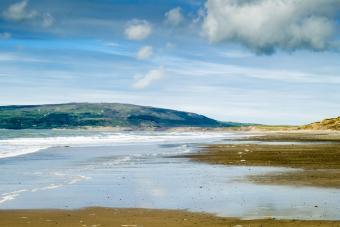Beach of Porth Neigwl