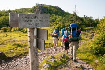 Free Appalachian Trail Maps