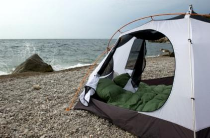 Enjoy Beach Camping