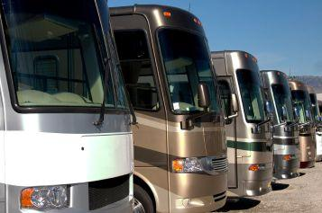 High fuel prices create amazing RV bargains.