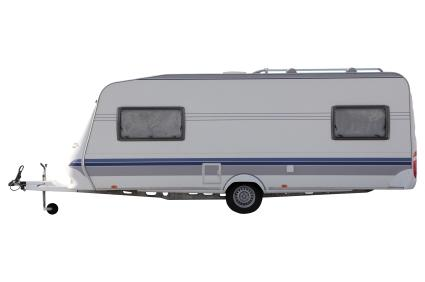 Determine the value of a camper.