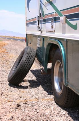 RV Tire Repair