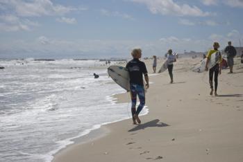 Belmar Beach, New Jersey; copyright Andrew Kazmierski at Dreamstime.com