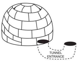 Variation on entrance