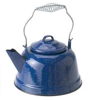 Sierra Enamelware Tea Kettle