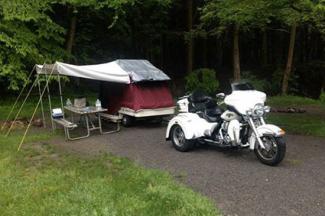 Lees-ure Lite Tent Trailer