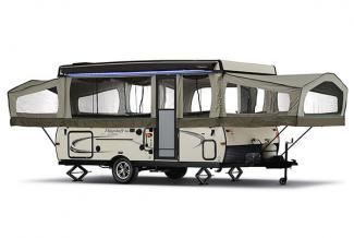 Flagstaff Classic tent trailer