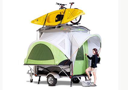 Sylvan Sport Go  sc 1 st  C&ing - LoveToKnow & Best Lightweight Tent Trailer Options | LoveToKnow