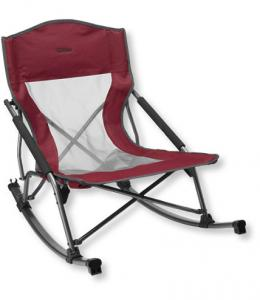 L.L. Bean Low Rider Camp Rocker