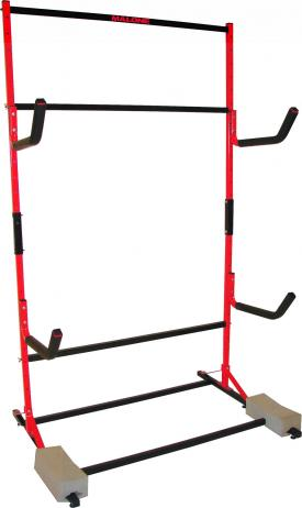 Malone Auto Racks FS 3 Kayak Storage Rack
