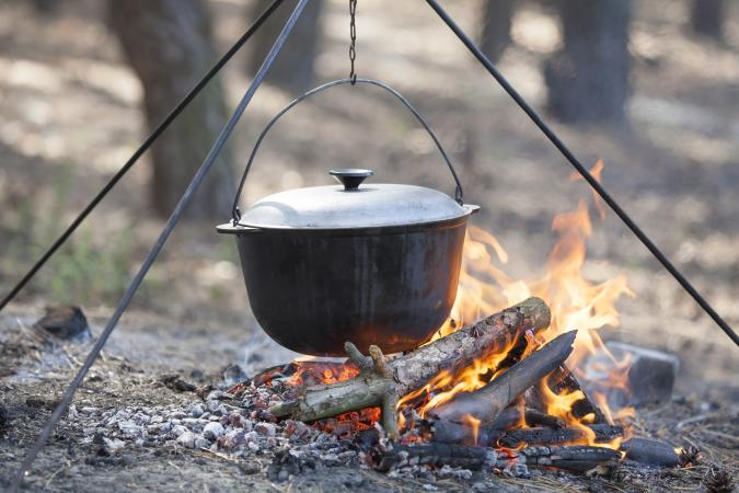campfire cookings