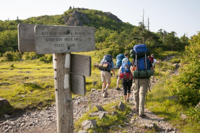 Appalachian Trail Hiking Groups | LoveToKnow