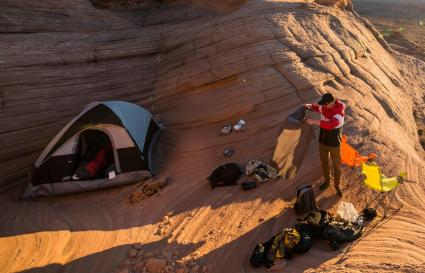 Desert Camping Survival Kits